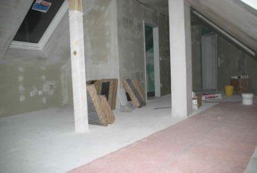 Ausbau eines Speicherboden