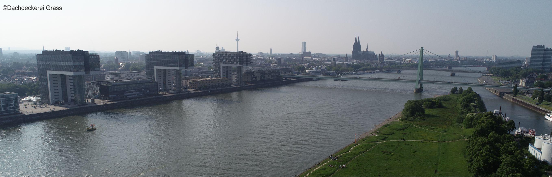 Köln aus 80m Höhe 05 2018