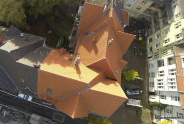 Steildachsanierung mit Denkmalschutz